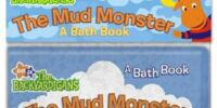 The Mud Monster: A Bath Book