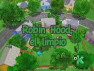 Los Backyardigans Robin Hood, el limpio