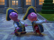 Backyardigans The Two Musketeers 52 Uniqua Austin