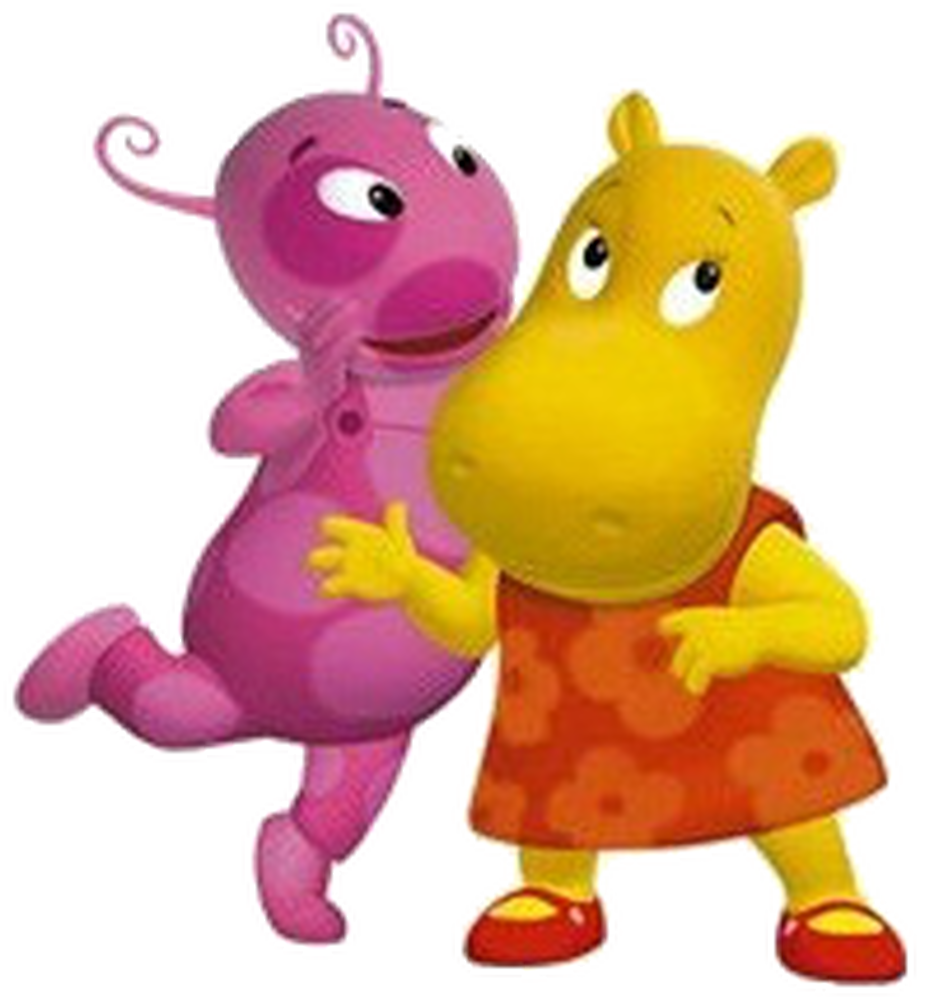 Uncategorized Pink Backyardigan image uniqua and tasha the backyardigans png wiki fandom powered by wikia
