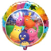 The Backyardigans Cast Balloon by Anagram