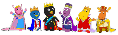 The Royal Journey Characters