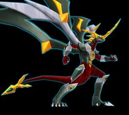 Hex Titanium Dragonoid