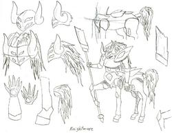 Knightmare concept art