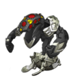 Haos Mecha Scaboid (Ball Form)