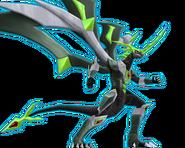 Black Titanium Dragonoid