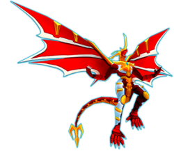 Pyrus BlitzDragonoid