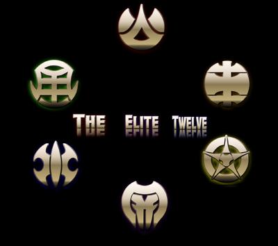 The New Golden Elite 12 Banner