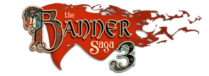 Banner saga 3 logo transparent