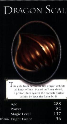 Dragon Scale Beast Quest Wiki Fandom Powered By Wikia