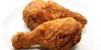 The images of the Chicken that's fried