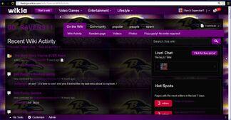 Ravens theme