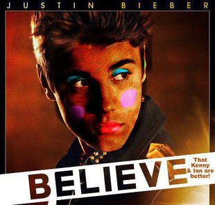 Clown Bieber Album copy
