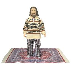 Big lebowski action figures the dude