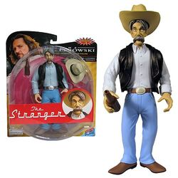 Big lebowski action figures stranger