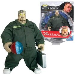 Big lebowski action figures walter special mission