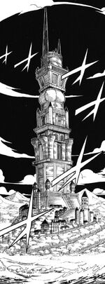 Tower of Souls disguised