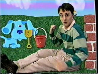 Blue's Clues Blue's Story Time