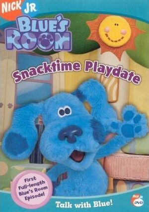 Snacktime Playdate DVD