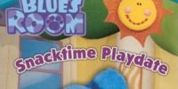 Snacktime Playdate (DVD)