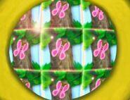 Kaleidoscope Butterfly