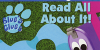 Blue's Big News: Vol. 1: Read All About It!