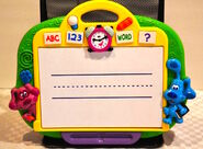 Blue's Clues Whiteboard
