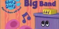 Blue's Big Band (VHS)