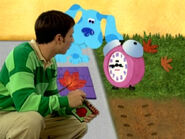 Blue's Clues Tickety Tock Outside