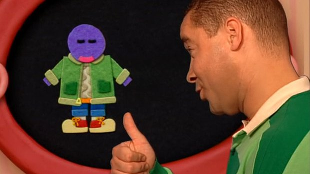 Image blues clues series 2 episode blue 39 s clues for The living room season 5 episode 10