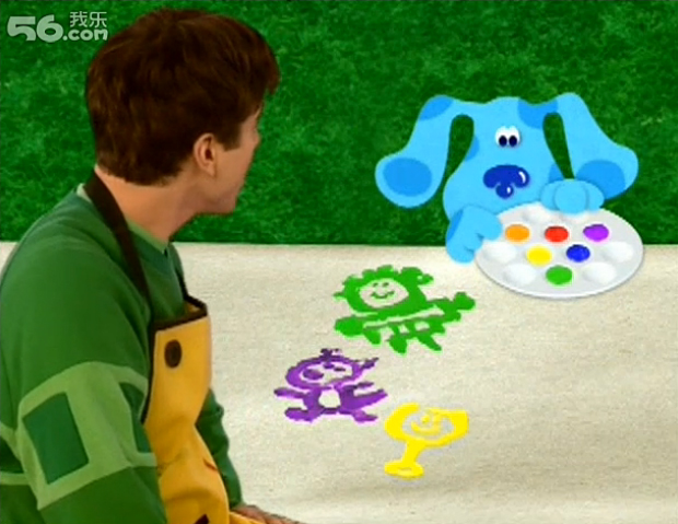 Image - Colors Everywhere 036.jpg | Blue's Clues Wiki ...