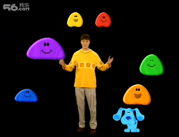 Image - Colors Everywhere 061.jpg | Blue's Clues Wiki ...