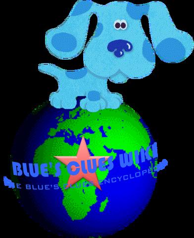 File:Blues Clues Wiki Earth logo.png
