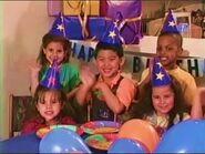 Kids wish Mailbox a Happy Birthday