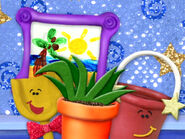 Blue's Clues Pail and Shovel with Plant