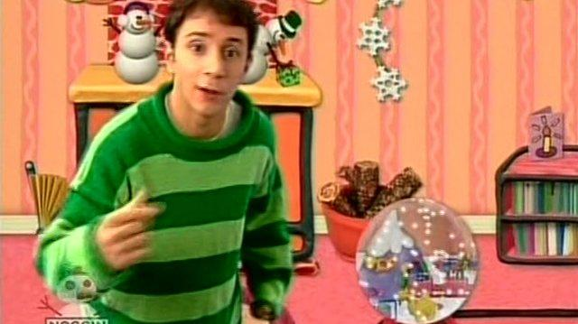 Video Blue S Clues 03x09 Blue S Big Holiday Blue S