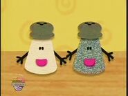Mr. Salt and Mrs. Pepper 2