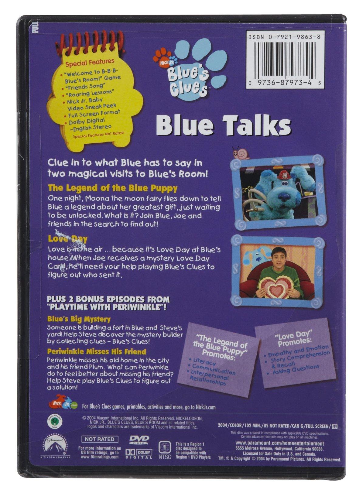image brbtdvdbc jpg blue u0027s clues wiki fandom powered by wikia