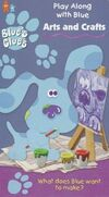 Blues-clues-arts-crafts-vhs-cover-art