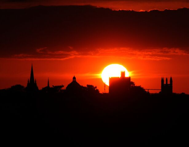 File:Oxford sunset.jpeg