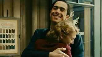 Liesel and Max Never Let Me Go