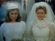 Brides Marcia and Jan