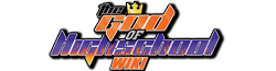 File:The God of High School Wiki Wordmark.png