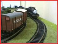 Old Western Engine