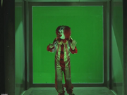 Clown in cell