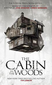 Cabin-in-the-Woods Novelization