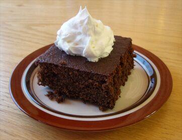 Cakegingerbread