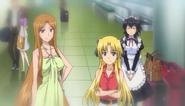 Lucreti, Erica and Arianna