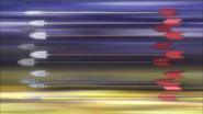 Multiple arrows