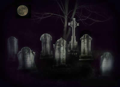 File:Ghostly-Gravestones-Halloween-Night-3.jpg